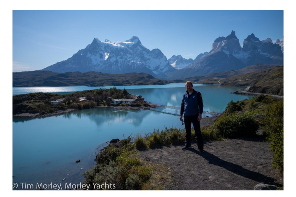 Yachting Patagonia