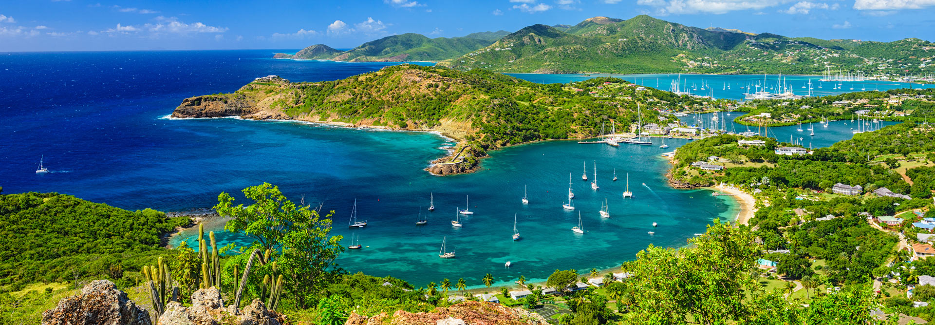 caribbean leward islands shirley heights antigua