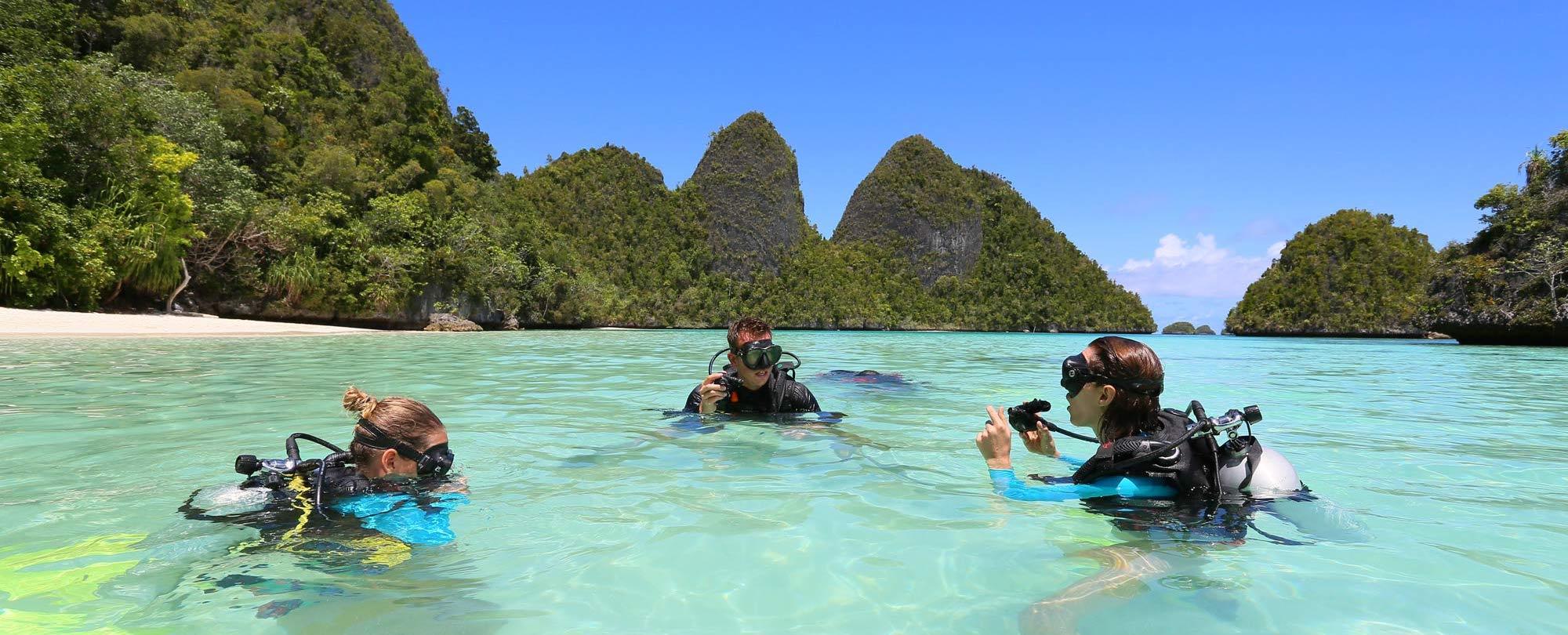 yacht charter itineraries